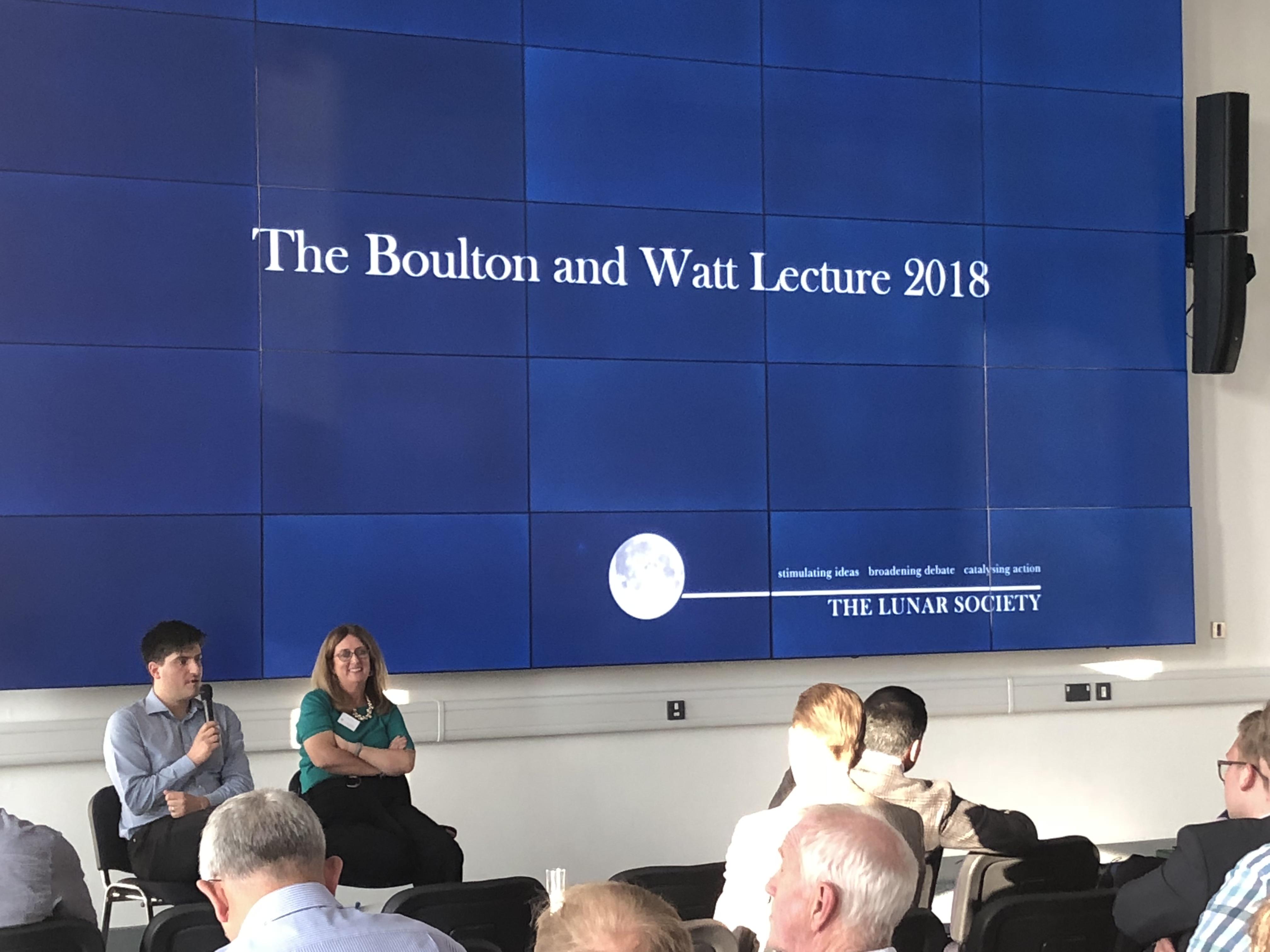 Boulton and Watt 2018